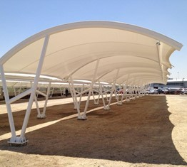 Cantilever  Car Parking Shade